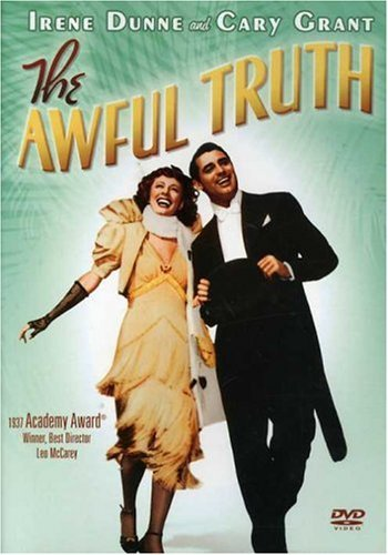 Awful Truth Dunne Grant Bellamy Bw Nr