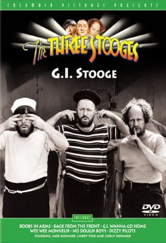 Gi Stooge Three Stooges Nr