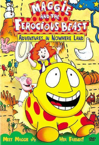 Maggie & The Ferocious Beast Adventures In Nowhereland Clr Cc Dss Spa Dub Chnr
