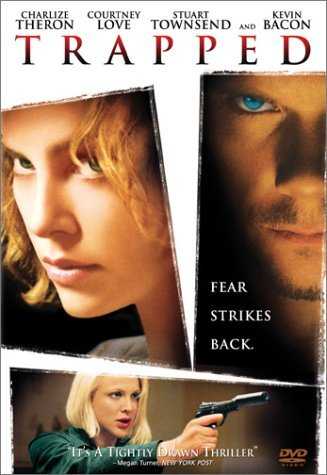 Trapped (2002) Theron Bacon Love Townsend Fan Clr Ws R