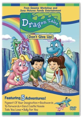 Don't Give Up Dragon Tales Clr Cc St Spa Dub Sub Chnr