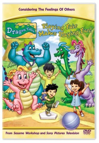 Playing Fair Makes Playing Fun Dragon Tales Clr Nr