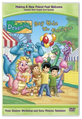 Say Hola To Enrique Dragon Tales Clr Nr