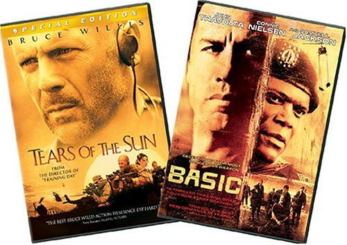 Tears Of The Sun Basic Columbia 2pak Clr Nr 2 DVD Side By