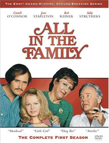 All In The Family First Season Clr Spa Sub R
