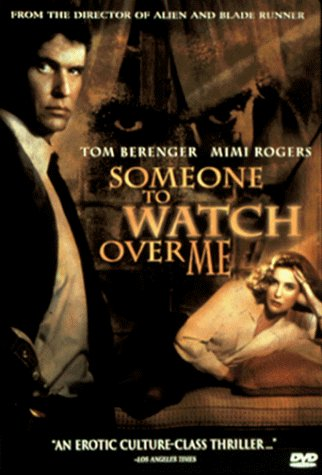 Someone To Watch Over Me Berenger Rogers Clr Cc St Ws Keeper R