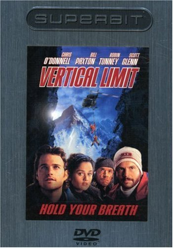 Vertical Limit O'donnell Tunney Glenn Scurupc Clr 5.1 Dts Pg13 Superbit