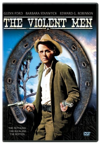 Violent Men Ford Stanwyck Clr Ws Nr