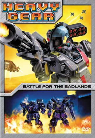 Battle For The Badlands Heavy Gear Clr Cc 5.1 Ws Spa Dub Sub Pg13