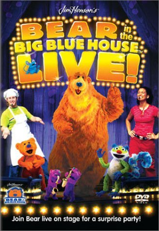 Bear In The Big Blue House Live Clr Cc St Nr