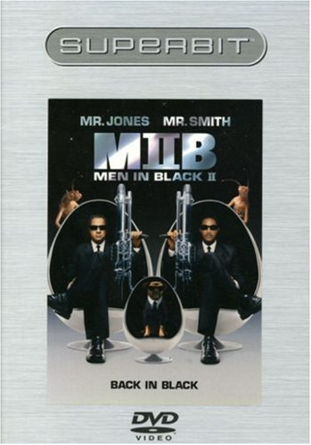 Men In Black 2 Smith Jones Clr Ws Pg13 Superbit