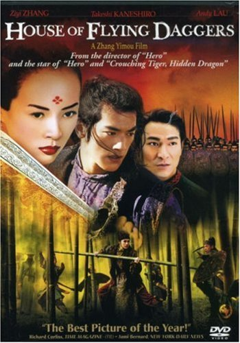 House Of Flying Daggers Zhang Ziyi Clr Ws Pg13