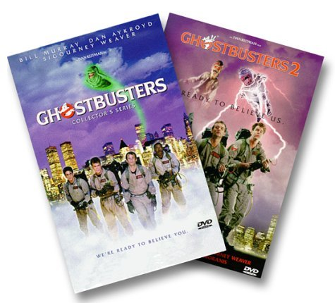 Ghostbusters 1 & 2 Columbia 2 Pak Clr Ws Nr 2 DVD