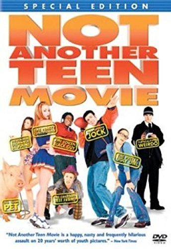 Not Another Teen Movie Special Edition Pressly Kirshner Quaid