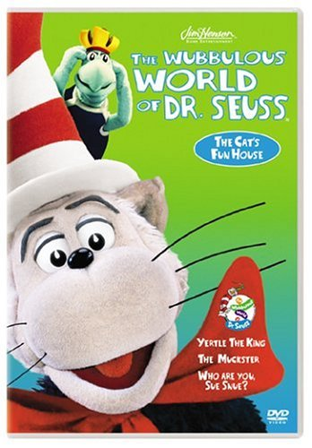 Wubbulous World Of Dr. Seuss Cat's Fun House Clr Nr