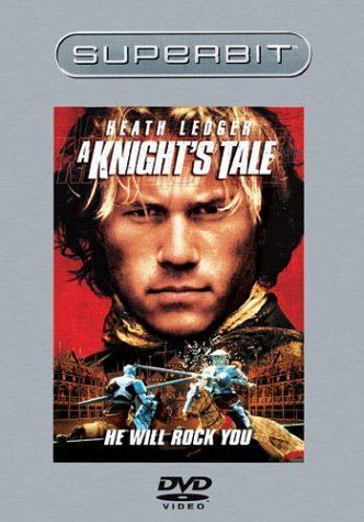 Knight's Tale Ledger Addy Sewell Sossamon Be Clr Cc 5.1 Dts Ws Mult Sub Pg13 Superbit