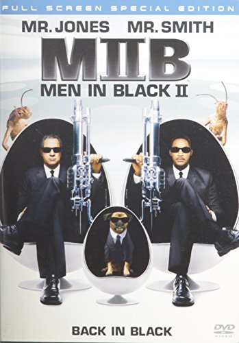 Men In Black 2 Jones Smith Clr Cc 5.1 Fra Dub Sub Pg13 2 DVD Spec.