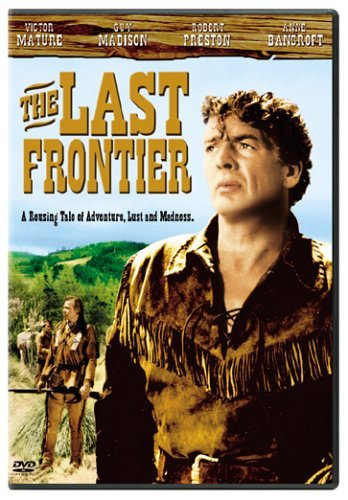Last Frontier Madison Bancroft Mature Clr Ws Nr