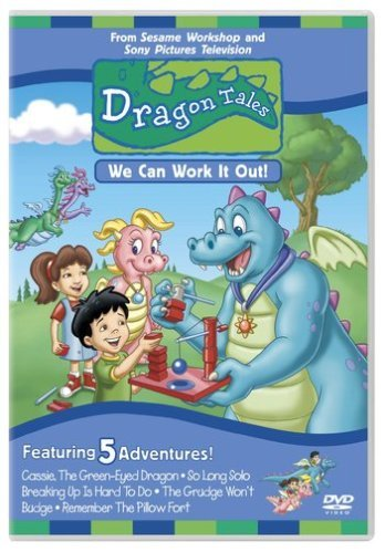 We Can Work It Out Dragon Tales Clr Nr