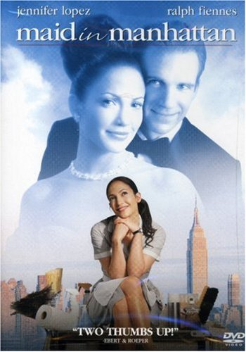 Maid In Manhattan Lopez Fiennes Richardson Tucci Clr Ws 5.1 Pg13