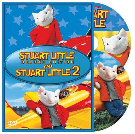 Stuart Little Stuart Little 2 Davis Laurie Lipnicki Clr Pg 2 DVD