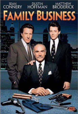 Family Business Connery Hoffman Broderick Clr Ws R 2 DVD Spec. Ed