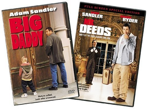 Big Daddy Mr Deeds Columbia 2pak Clr Side By Side Nr 2 DVD