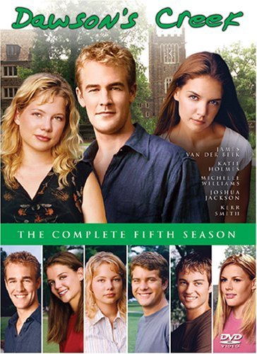 Dawson's Creek Season 5 DVD
