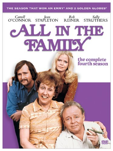 All In The Family Season 4 Clr Nr 3 DVD