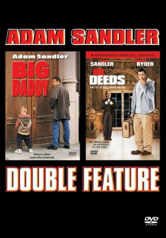 Mr. Deeds Big Daddy Sandler Adam Clr Pg13 2 DVD