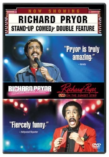Richard Pryor Live On Sunset Strip Here & No Ws Nr 2 DVD