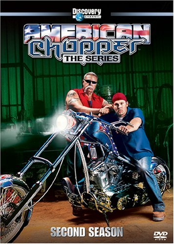 American Chopper Season 2 Clr Nr 3 DVD