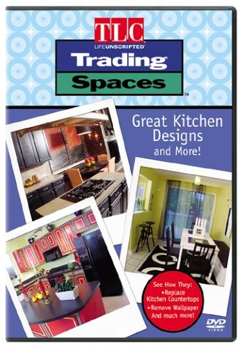 Trading Spaces Great Kitchen Designs & More Clr Nr
