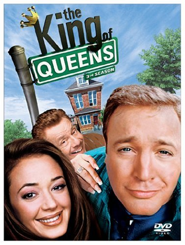 King Of Queens Season 3 DVD