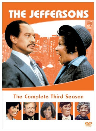 Jeffersons Jeffersons Season 3 Clr Nr 3 DVD