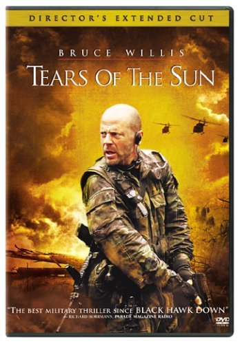 Tears Of The Sun Willis Bellucci Ws Nr Directors Cut
