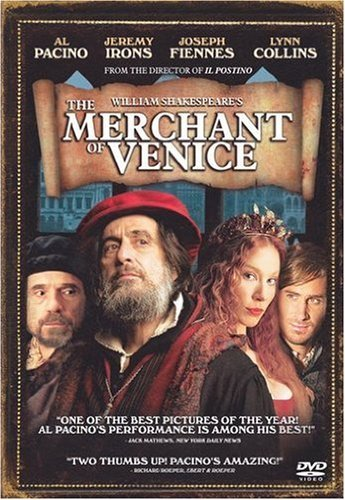 Merchant Of Venice Pacino Irons Fiennes Collins Clr Ws R