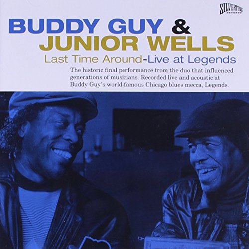 Buddy & Junior Wells Guy Last Time Around Live Import Gbr