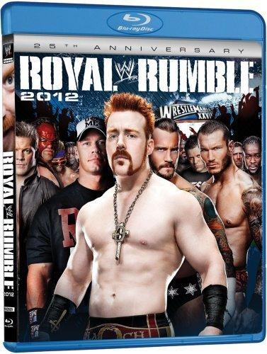 Royal Rumble 2012 Wwe Blu Ray Ws Tvpg