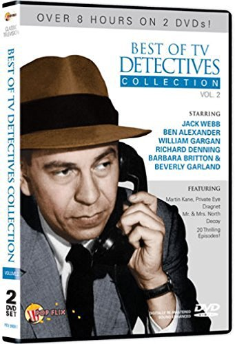 Best Of Tv Detectives Best Of Tv Detectives Vol. 2 Nr