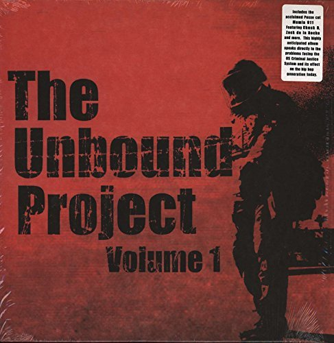 Unbound Artists Vol. 1 Unbound Project Chuck D Iriscience Aceyalone Vol. 1 Unbound Project