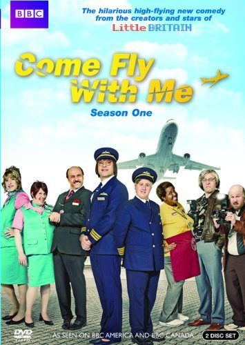 Come Fly With Me Season 1 Come Fly With Me Aws Nr 2 DVD