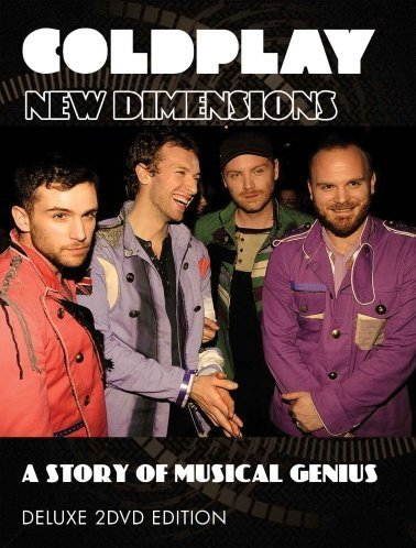 Coldplay New Dimensions Nr