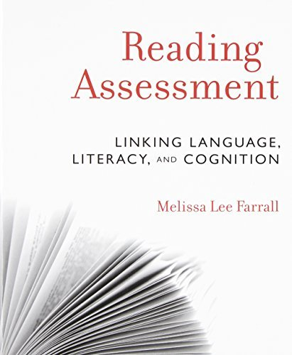 Melissa Lee Farrall Reading Assessment Linking Language Literacy And Cognition