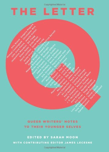 Sarah Lecesne Moon The Letter Q Queer Writers' Notes To Their Younger Selves