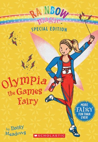 Daisy Meadows Olympia The Games Fairy