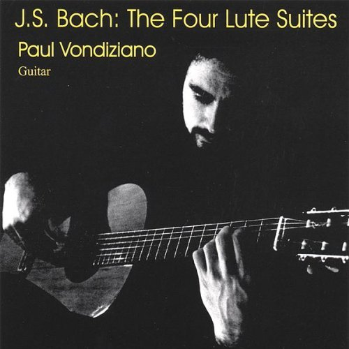 Paul Vondiziano Four Lute Suites