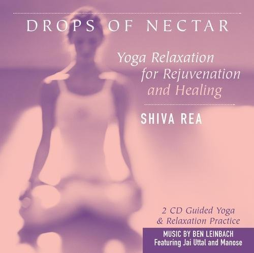 Shiva Rea Drops Of Nectar Yoga Relaxatio 2 CD Set