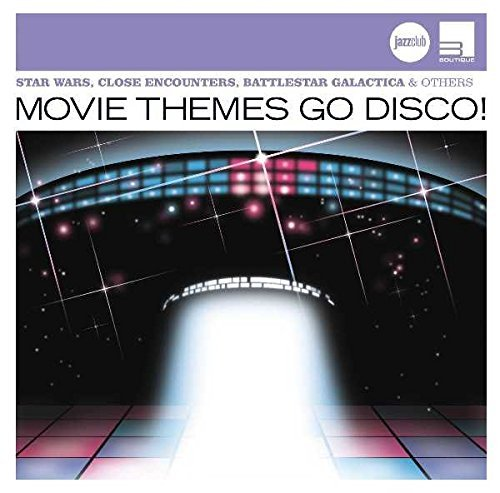 Movie Themes Go Disco! Movie Themes Go Disco! Import Eu