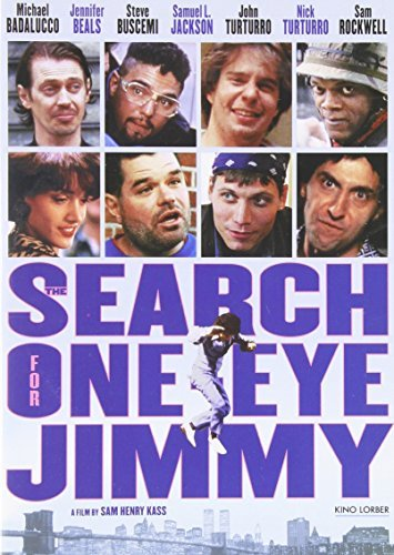 Search For One Eye Jimmy Search For One Eye Jimmy Ws R
